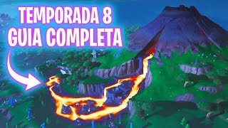 SAISON 8! TOUS LES SECRETS! Fortnite Battle Royale - Luzu