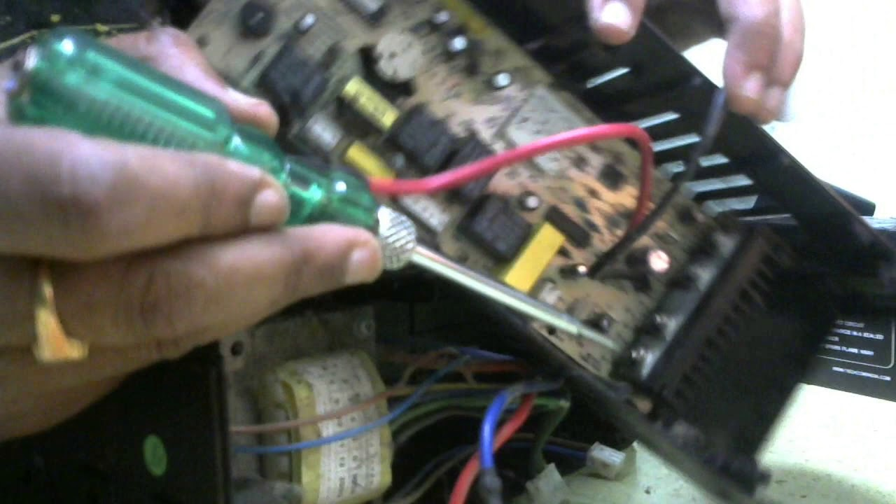 hight resolution of how to repairing ups cbt