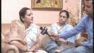 Jaya Bachchan Jaya Prada with Naval Kant Sinha