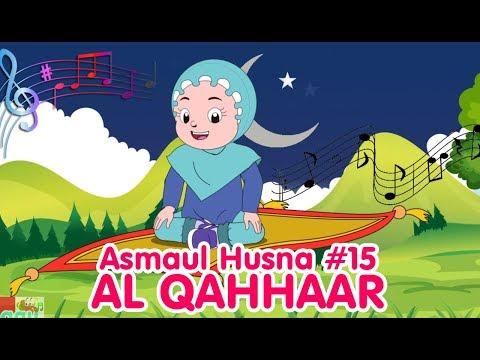 ASMAUL HUSNA 15 - AL Qahhaar | Diva Bernyanyi | Lagu Anak Channel