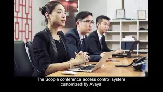 Avaya Scopia video conferencing, making a truly difference for your business