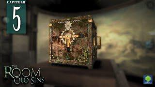 """★ hey amig@s de !. acabamos jugar: the room old sins - capitulo 5 misión/gameplay/walkthrough (tutorial)/part (parte)/chapter #5 """"maritime room""""...."""