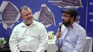 Integration och religion - Fråga en Muslim - Bokmässan 2019
