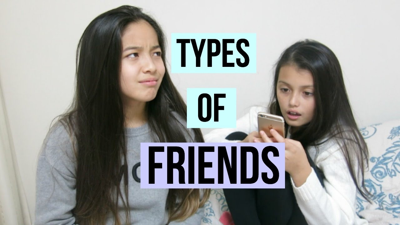 Download TYPES OF FRIENDS