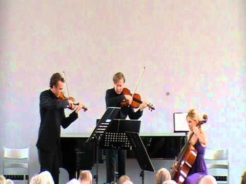 Copenhagen Summer Festival, Trio Boyarsky