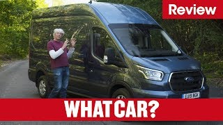 2019 Ford Transit review | Edd China's in-depth review | What Car?
