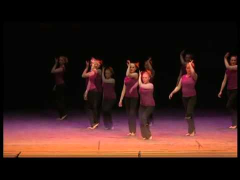 Spotlight on youth 2010 - james brown remix, Merseyside Dance and Drama