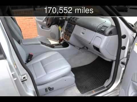 2000 mercedes benz ml430 used cars denver north carolina 2013 11 06 youtube. Black Bedroom Furniture Sets. Home Design Ideas