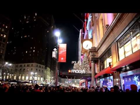 New York City Holidays - Macy's Store, Herald Square
