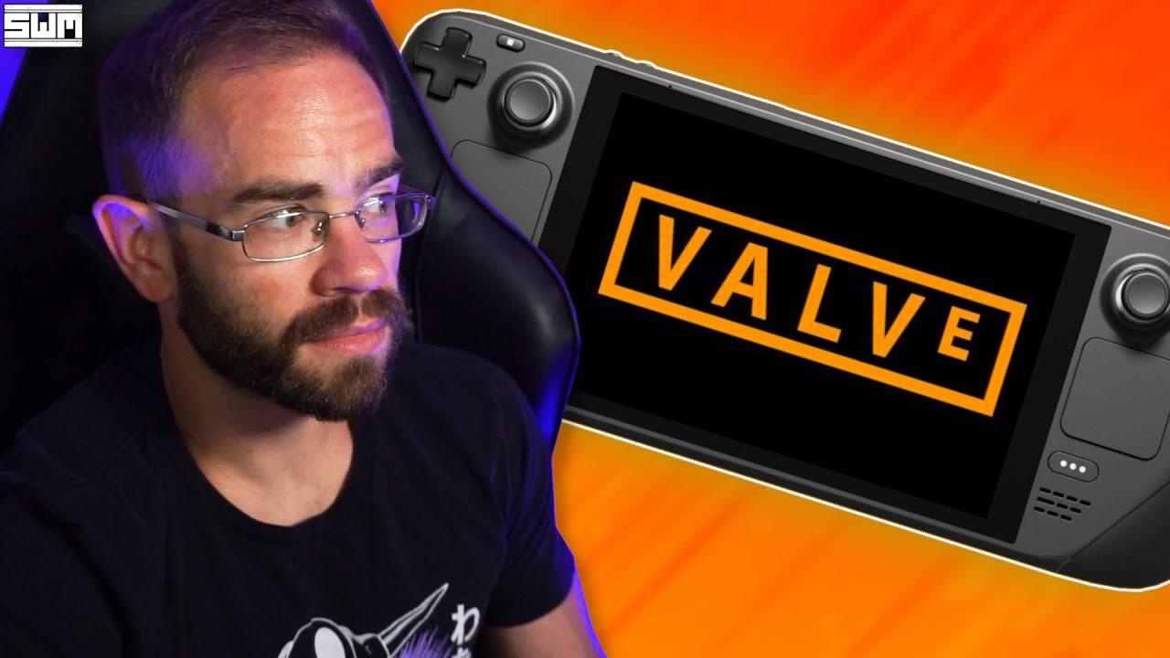 Valve Announces Their Own Switch Pro