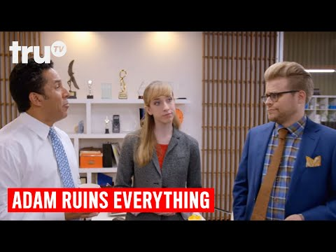 Adam Ruins Everything - Why Most Internships Are Actually Il