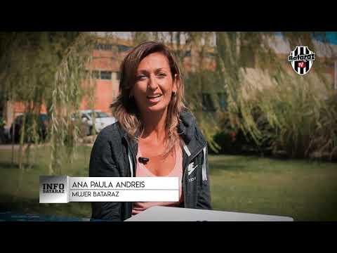 Info.Bataraz: Entrevista a Ana Paula Andreis, mujer bataraz