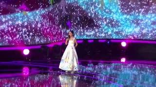 Bulgaria - Lidia Ganeva - Magical Day (2nd rehearsal Junior Eurovision 2016)