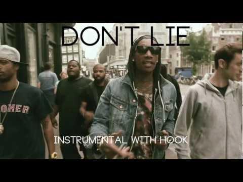Wiz Khalifa - Don't Lie Instrumental With Hook