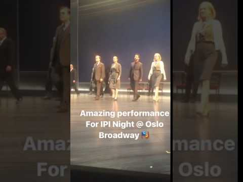 Curtain Call at OSLO Broadway