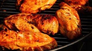 Die Grillshow 05: Whisky Chicken Breast