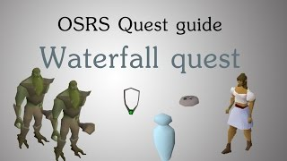 [OSRS] Waterfall quest guide