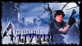 Resident Evil 4 Part 5 Live Stream & Beer With Waller Life