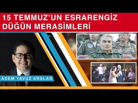 Mysterious weddings of July 15 - Adem Yavuz Arslan