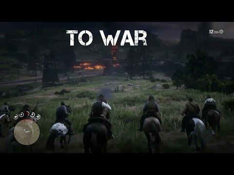 Native Americans Vs. U.S Army (Red Dead Redemption 2) (My Last Boy)