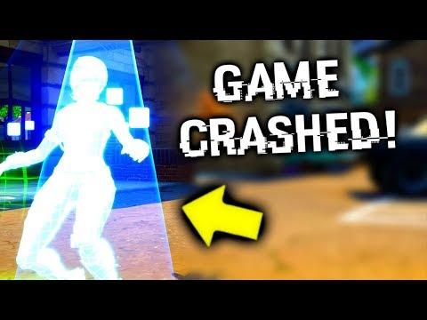 I Crashed Everyone In My Fortnite Game