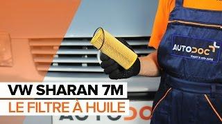 Instructions vidéo pour votre VW SHARAN