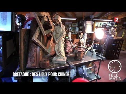 Brocantes - Bretagne : des lieux pour chiner - 2015/07/24