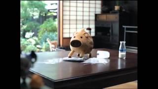 三井住友VISAカードのCM.
