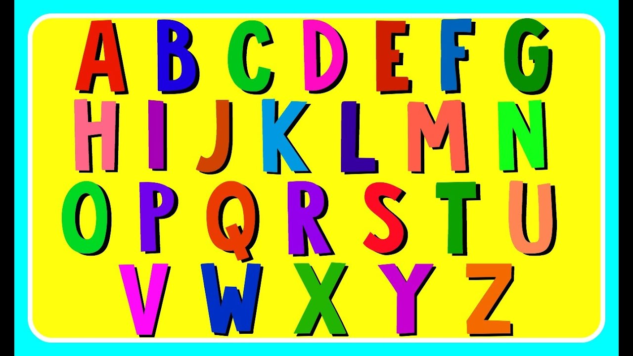 how to write abc letters for kids