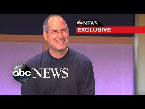 New Steve Jobs Tapes Reveal Apple Founder
