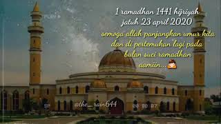 Gambar cover Story wa ramadhan 2020