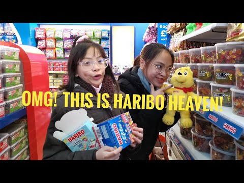 HARIBO HAUL On BOXING DAY In UK - UNBELIEVABLE!