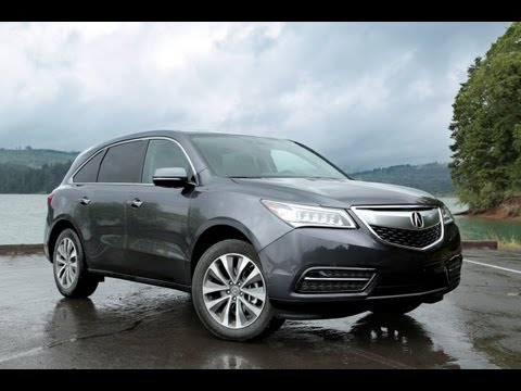 2014 Acura MDX - Review