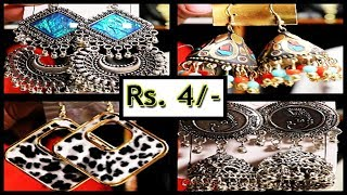 Cheapest Collection of Oxidised Jewellery | Best Price in Kolkata | Collection of Trendy Jewellery