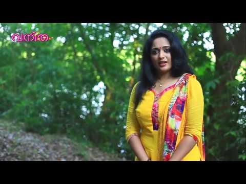 kavya interview for Vanitha on Location