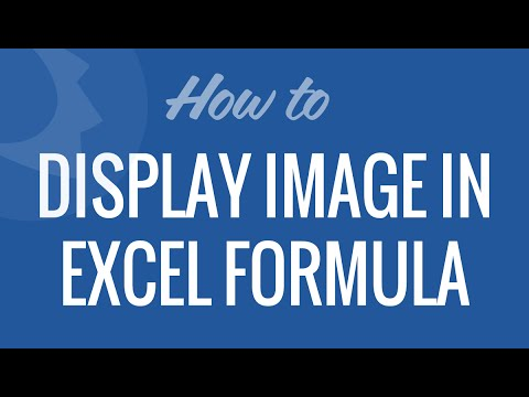 Display Image Based on Excel Formula