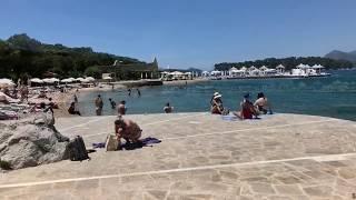 SNAPSHOT OF COPACABANA BEACH, Dubrovnik, Croatia