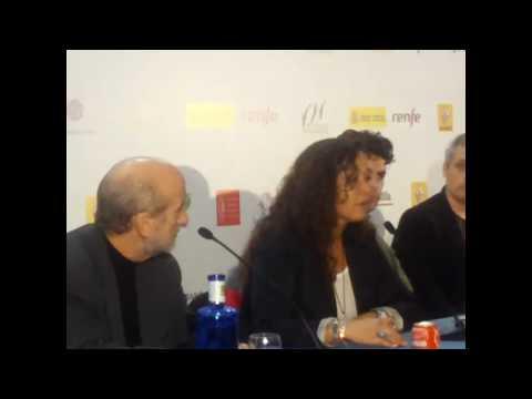 Seminci 2009. 54ª edición - Eulàlia Ramon habla sobre 'Petit indi'
