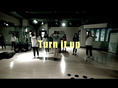 Ciara-Turn it up/ choreography/Subin Lim