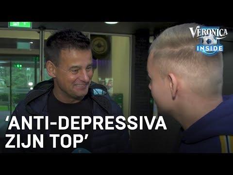 Gesloopte Wilfred begint aan eerste radioshow: '27 uur niet geslapen' I DENNIS - VERONICA INSIDE