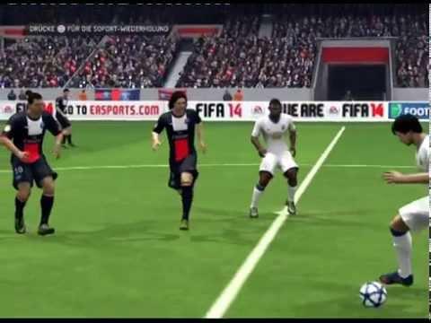 FIFA 14 (UEFA Champions League Spiel.32 Paris Saint-Germain vs FC Porto)