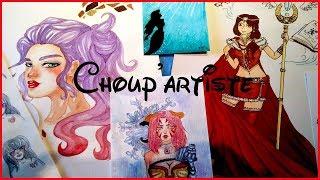 Choup'artiste - Du talent et du coeur ... la recette parfaite ♥