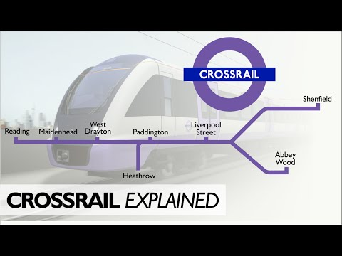 Crossrail Explained In 2 Minutes
