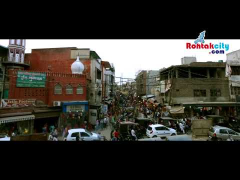 The Rohtak City Timelapse - Part 1