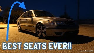 7 Things I LOVE About the Saab 9-5 Aero