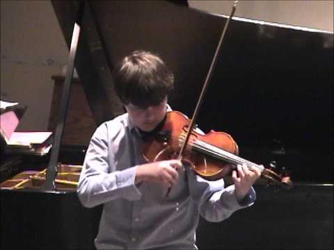 Veracini Sonata in E Minor