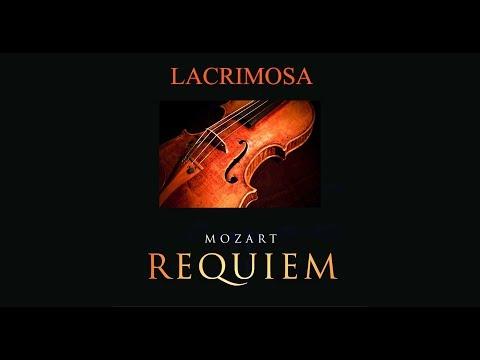 Mozart - Requiem [Lacrimosa] (Ambient Piano & Violin) - Royalty Free Music
