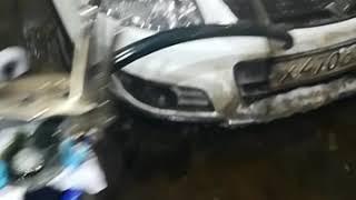 промываем радиатор отопителя Suzuki sx4 (часть 1)