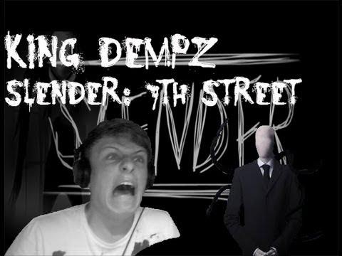 I SCARE AWAY SLENDY - Slenderman's Shadow - 7th Street [FACECAM + DL LINK]