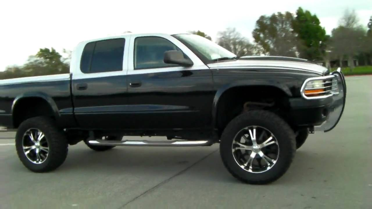 Maxresdefault on 2002 Dodge Dakota 4x4
